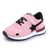 2018 European Breathable Sports Shoes For Baby High Quality Light Baby Girls Boys Shoes High Quality