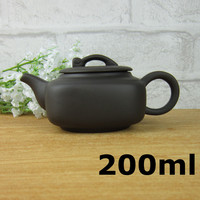 Promotion! Authentic Teapot yixing Clay Teapot Handmade Kettle 200ml Tea Set Chinese Ceremony Gift Infuser Fast Shipping