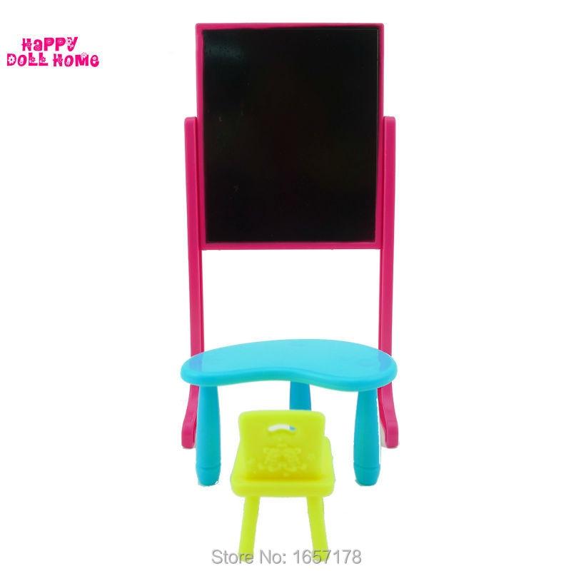 un nuevo conjunto de llegada kelly mueca accesorios de moda habitacin muebles de escritorio