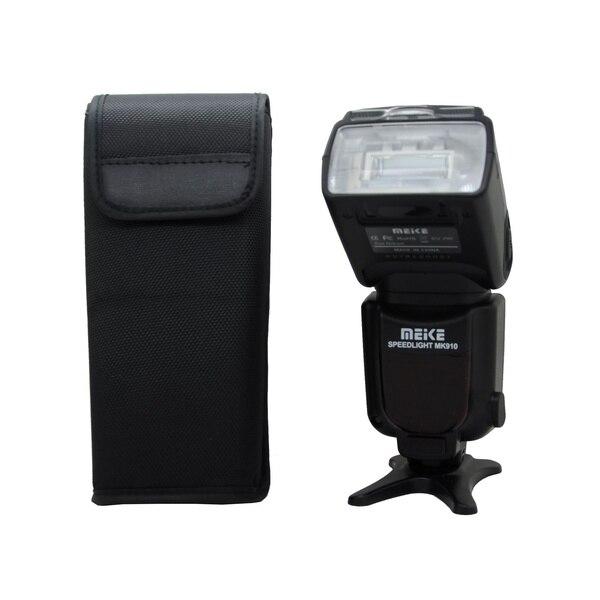 Майке МК-910 MK910 i-TTL Вспышка Вспышка 1/8000 s HSS Высокая Скорость Синхронизации Мастер для Nikon D3000 D3200 D7000 D7100 с диффузор