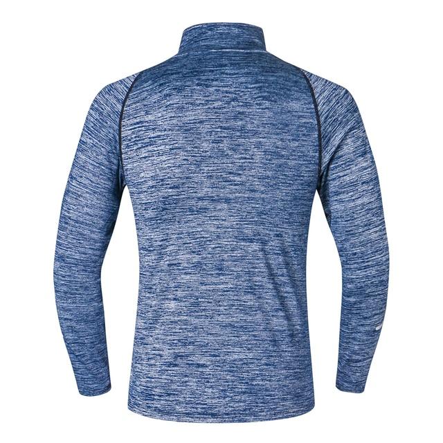 NEW Sport Men Quick Dry T-shirt Long Sleeve 2