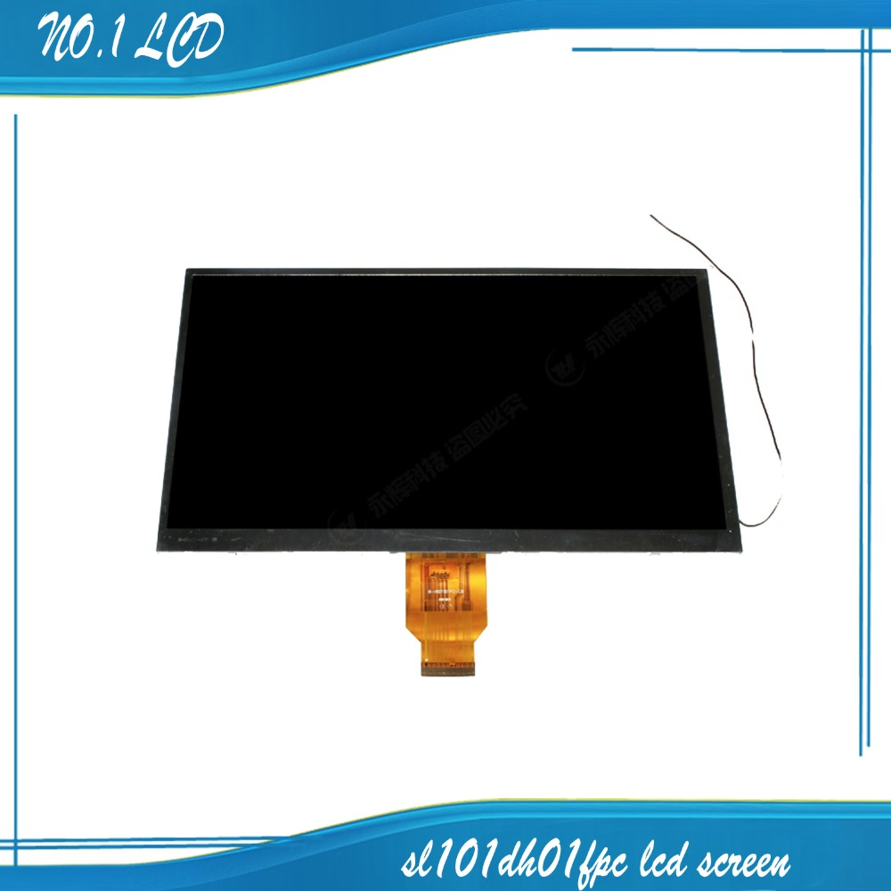 ФОТО Original and New 10.1inch LCD screen SL101DH01FPC-V0 for Ainol NUMY 3G AX10T Dual-Core 1080P HD Panel LCD Screen