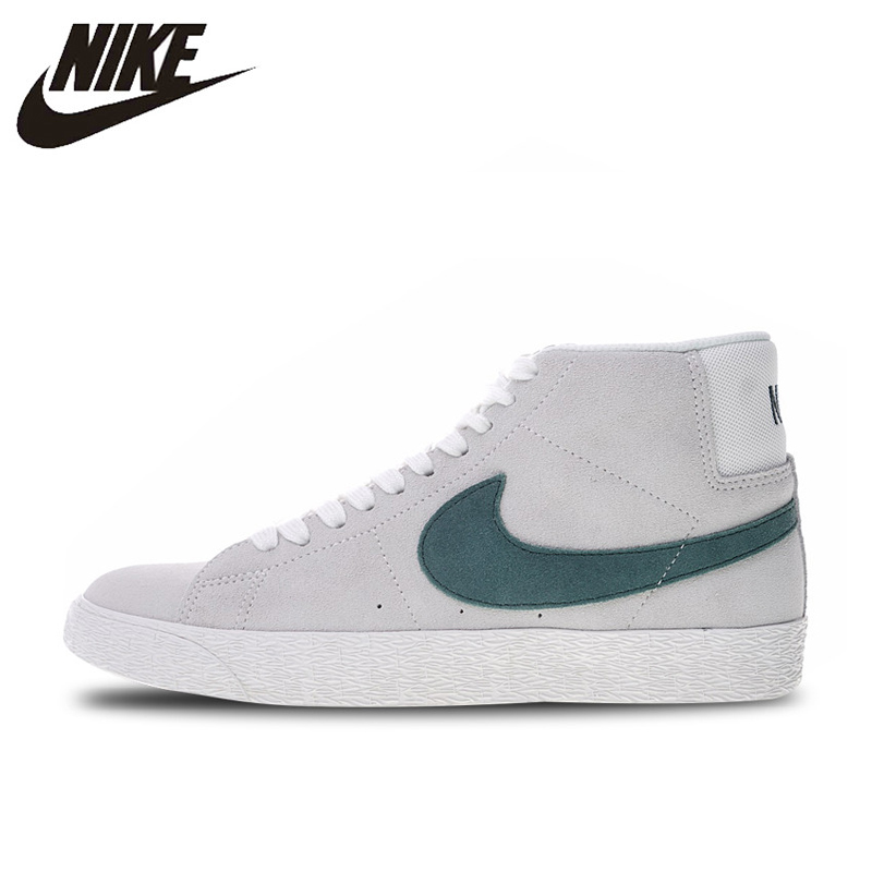 sneakers for cheap buying new utterly stylish Nike Zoom SB Blazer Mid Reigning Champ Skateboarding Shoes Sneakers Sports  for Women AH6416-117 36-39