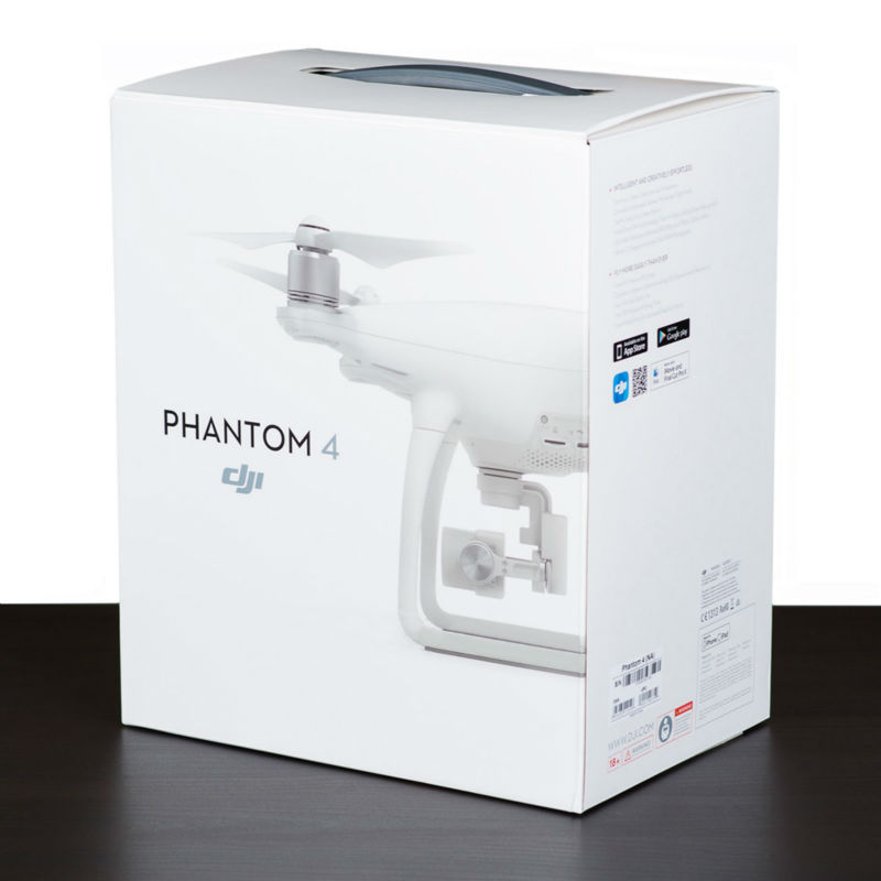 100% Brand New Original DJI Phantom 4 RC Helicopter W/Extra Two Battery + DJI Charging Hub + More Gifts Fast Shipping Via EMS