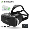 VR SHINECON II 2 Virtual Reality Headset 3D IMAX Video Glasses Radiation Protection for Movies Games 4.7 - 6 inch Mobile Phones