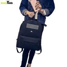 2016 toile De Mode Sacs À Dos École Sac de haute qualité sacs à dos Adolescents rue garçon et filles Épaule Voyage sac Mochila XA1330B
