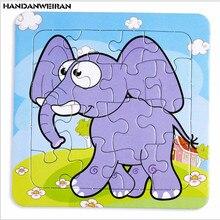 Фотография 1pc / lots Cute Cartoon Puzzle Children