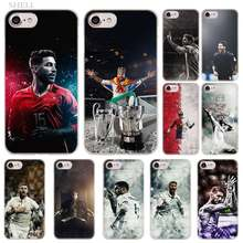 Plussergio Ramos SR4 Fashion Transparan Penutup Case untuk iPhone Xi R 2019 X Max XR X S 5 4 S 5 SE 6 6 S 7 7 Plus(China)