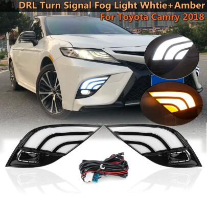 car Bumper lamp for Camry DRL 2018~2019year,car accessories,camry daytime light,CHR,wish,Kluger Prius,camry fog lightcar Bumper lamp for Camry DRL 2018~2019year,car accessories,camry daytime light,CHR,wish,Kluger Prius,camry fog light