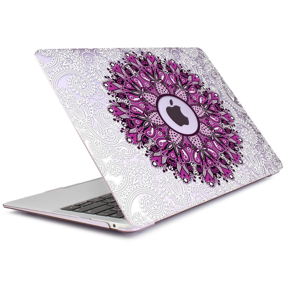 Mandala Print Case for MacBook 74