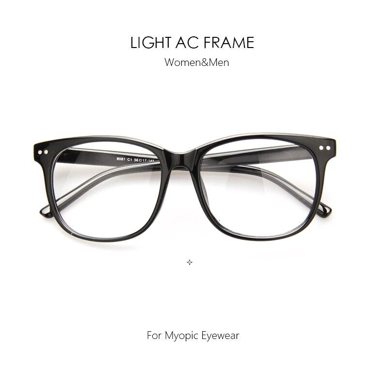 708d06a1d684b TSHING RAY Quadrado Moda Vidros Do Olho Do Vintage Óculos Simples Óculos de  Armação Mulheres Homens óculos de Leitura Óptica Para Miopia Feminino  Masculino