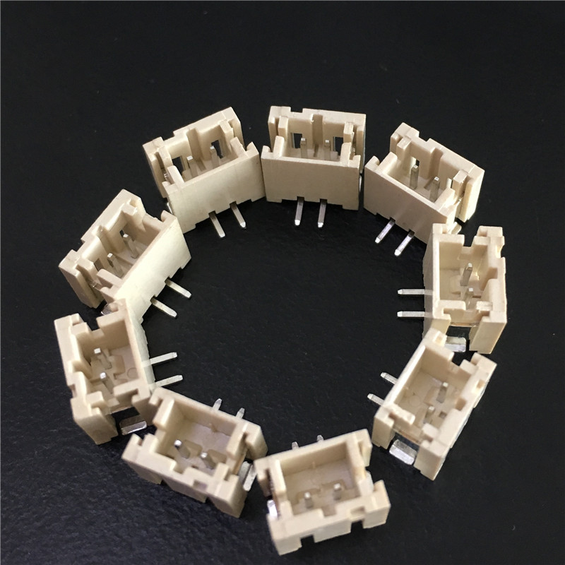 50PC YT1890Y PH 2.0 mm Spacing Connector 2P/3P/4P/5P/6P/7P/8P Vertical SMD Socket Connector 2.0mm Pitch Patch Plug On Sale lying posted zh1 5mm pitch 1 5 connector 2p 3p 4p 5p 6p 8p horizontal outlet patch