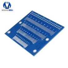 0,5 мм до 1,2 мм Pin Pitch адаптер PCB FPC плата 2,0-3,5 дюймов TFT lcd SMD для DIP H