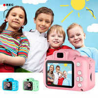Children Mini Camera Kids Educational Toys for Children Baby Gifts Birthday Gift Digital Camera 1080P Projection Video Camera