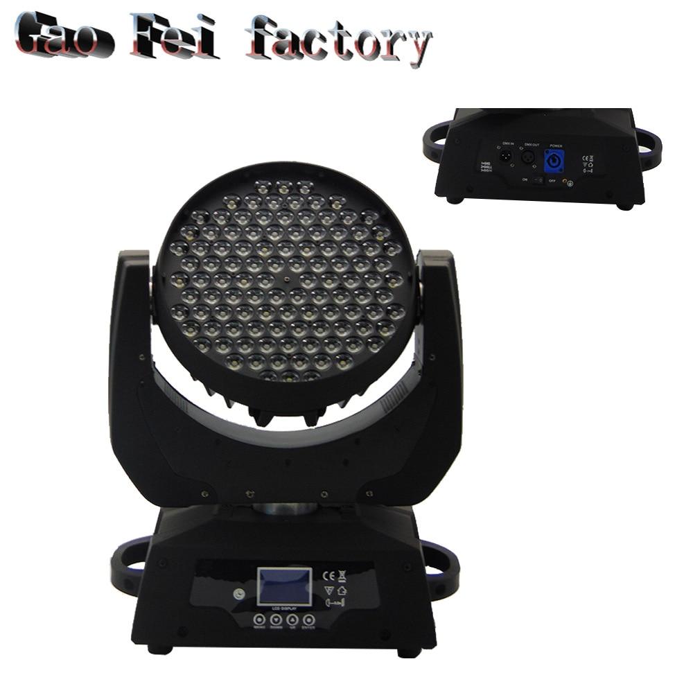 LED Beam Wash Double Sides 108x3W RGBW DMX 512 Moving Head LightingLED Beam Wash Double Sides 108x3W RGBW DMX 512 Moving Head Lighting
