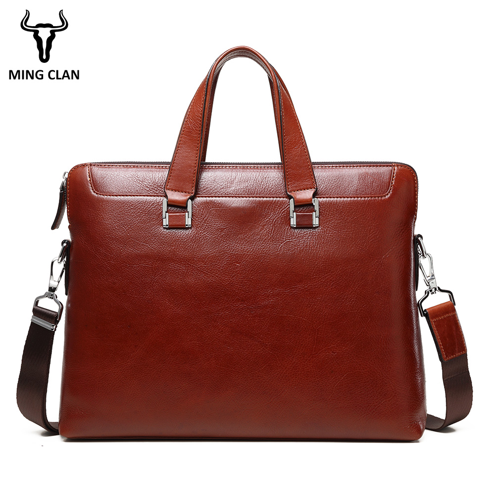 Mingclan Men Leather Briefcase Office Bags Business Laptop Tote Bag Mens Crossbody Shoulder Bag Mens Messenger Travel Bags Mingclan Men Leather Briefcase Office Bags Business Laptop Tote Bag Mens Crossbody Shoulder Bag Mens Messenger Travel Bags