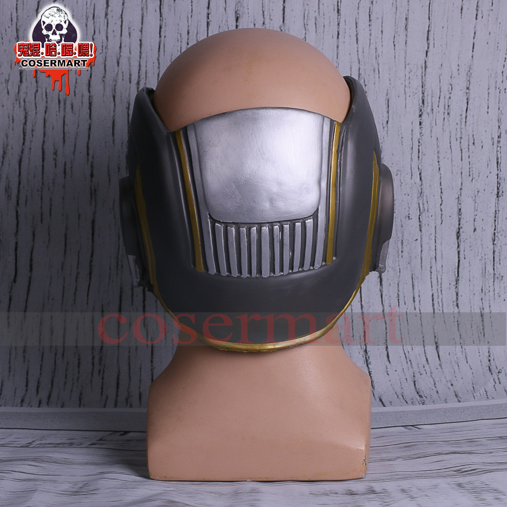 Guardians of the Galaxy Helmet Mask Cosplay Peter Quill Helmet Latex Star Lord Helmet Halloween Party Mask Adults