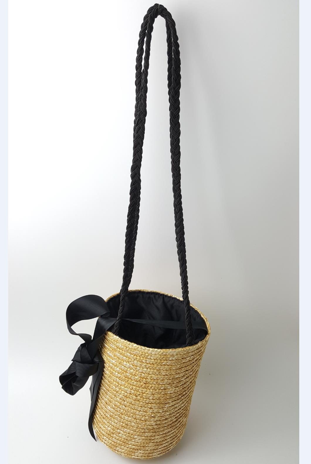 2017 New Day Card Cute Cylinder Cost-effective Straw Bag  Female Travel Holiday A2956 2017 new 38mm cylinder
