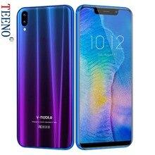 Vmobile XS Mobile Phone Android 7.0 3GB RAM 32GB ROM 5.84″ Full Screen 19:9 13MP Camera Dual Sim Face ID Quad Core Smartphone