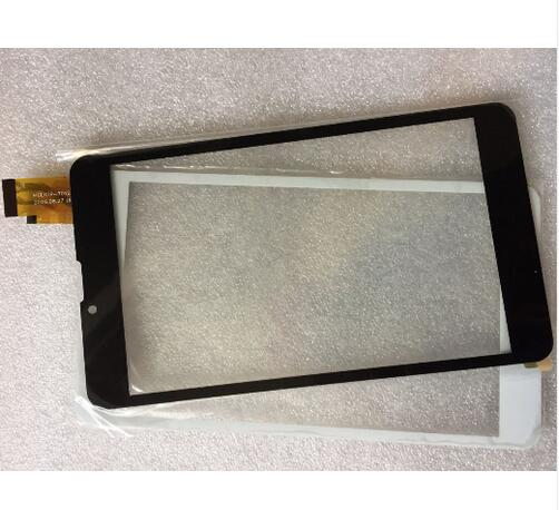 7'' Inch Tablet Capacitive Touch Screen Replacement For <font><b>BQ</b></font> <font><b>7010G</b></font> <font><b>Max</b></font> 3G Tablet Digitizer External screen Sensor Black White image