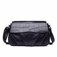 2017 New Fashion Brand Handbag Portable Diamond Lattice Chain Bag Shoulder Messenger Shoulder Handbag