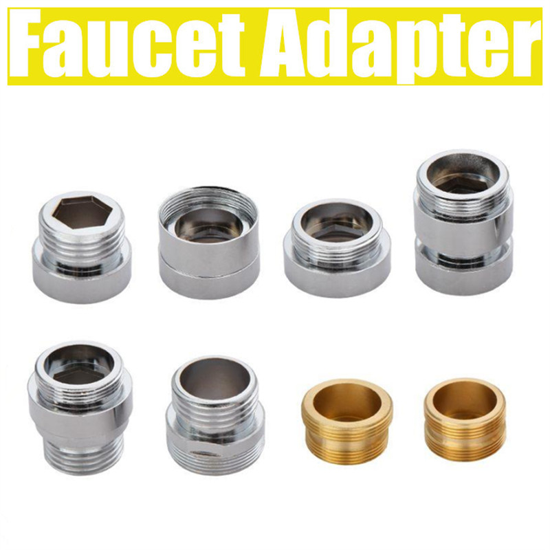 Standard Kitchen Faucet Aerator Size