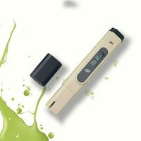 Pen type pH meter 0~14.00 Resolution:0.01 ATC 1 point calibration Free shipping wholesale and retail