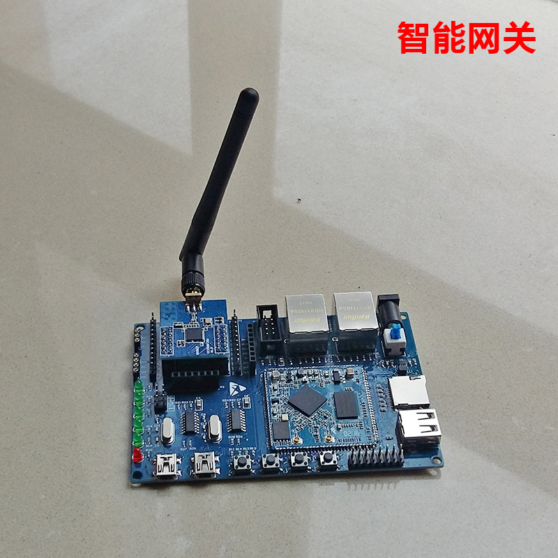 CC2530/MT7620 development board, WiFi gateway module, ZigBee Internet of things, cloud control, super RT5350 zigbee cc2530 wireless transmission module rs485 to zigbee board development board industrial grade
