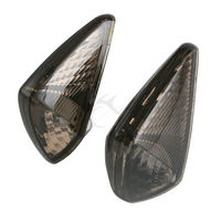 Motorcycle Turn Indicator Signal Lens For Honda VFR800 1998 2001 99 00 Turn Signals Light