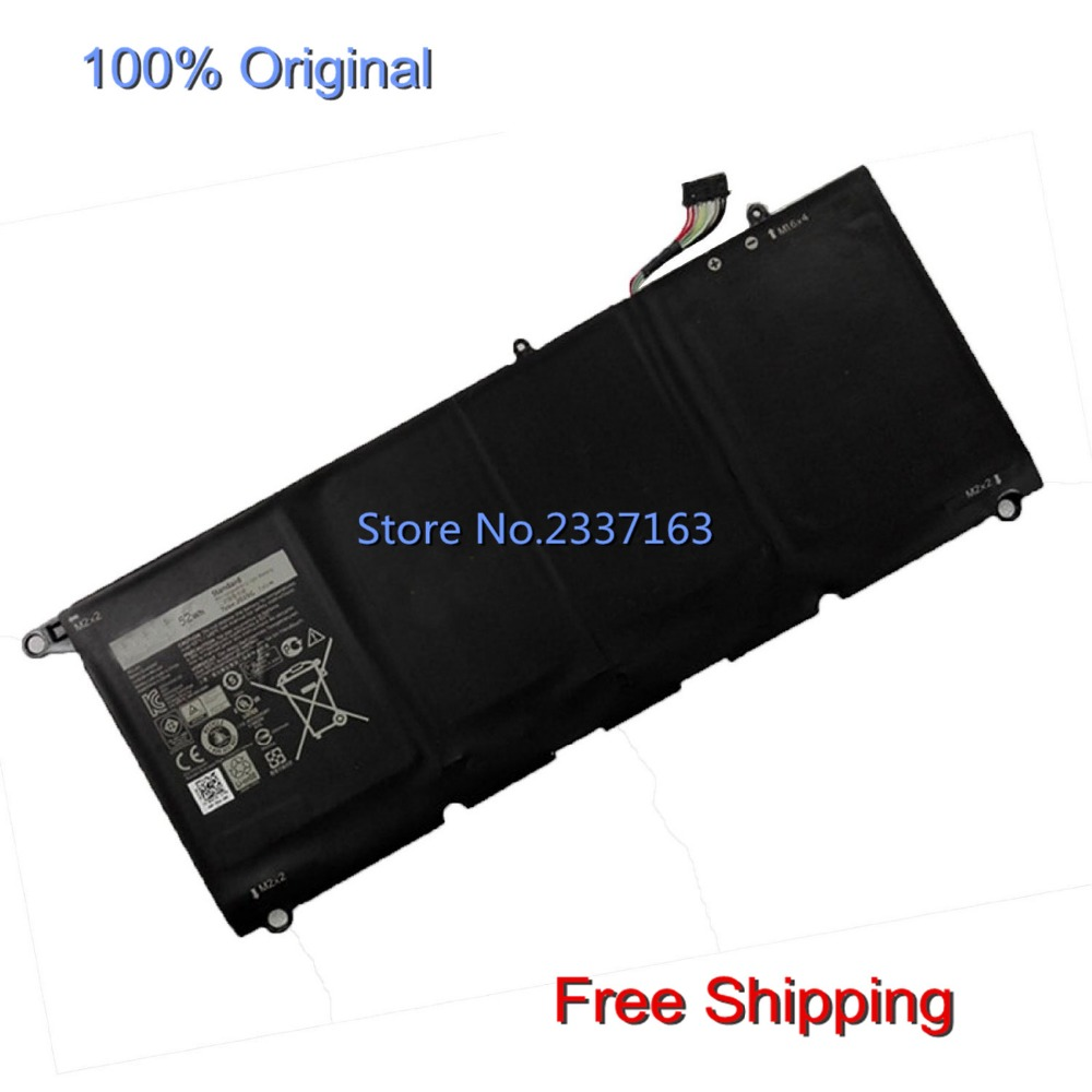IECWANX 100% new Laptop Battery JD25G (7.4V 52Wh) for Dell XPS 13 XPS 13-9343 XPS 13D-9343-1808T 90V7W
