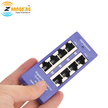Hot Sale 4port Gigabit PoE Injector Midspan 24V 48V Operation Mode B for IP Camera, MikroTik and other networking devices