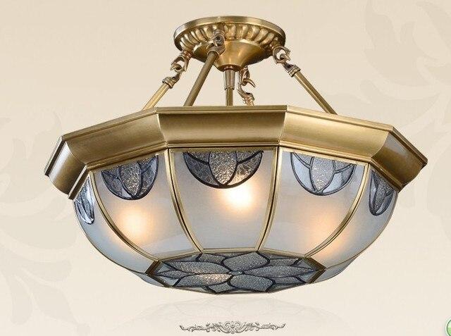 Hanglamp Voor Slaapkamer : Glas hanglamp nieuwe hanglamp mode woonkamer hanglamp koper