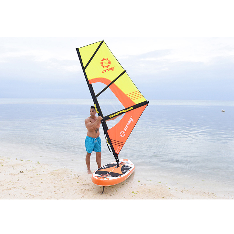 Voile panneau SUP 305*76*15 m Z RAY W1 stable planche à pagaie gonflable surf kayak bateau sport bodyboard rame windsail - 5