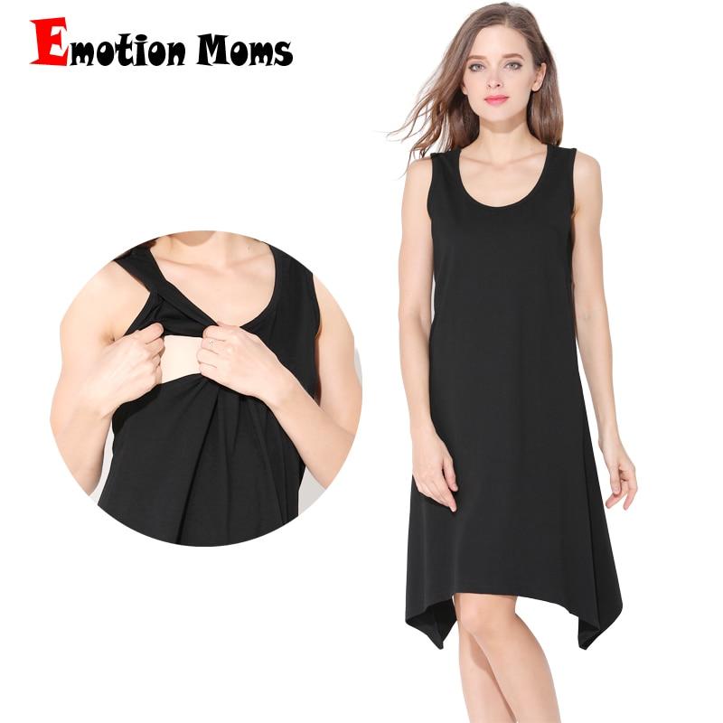 Zwangerschapskleding Cocktailjurk.Emotion Moms Maternity Clothes Borstvoedingsjurk Nursing Zwangere