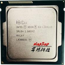Intel xeon E3-1265L v3 e3 1265lv3 e3 1265l v3 2.5 ghz quad-core oito-núcleo 45w processador cpu lga 1150
