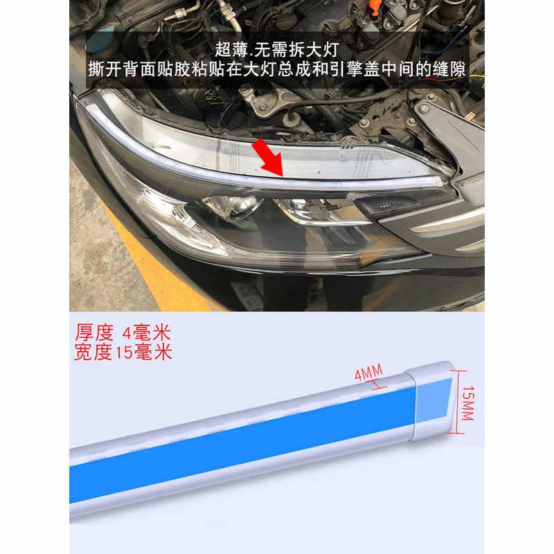 30 см 45 см 60 см 70 см свет поворота + дневные ходовые огни для peugeot EXPERT RCZ 2 шт