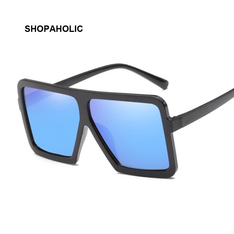 Ladies Square Sunglasses Women New Style Sun Glasses Brand Design Female Big Frame Eyewear For Outdoor Shades Goggles Oculos