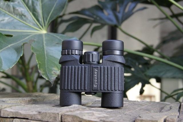 Eyeskey neue 8x25 hd fernglas breite sehzentrum fokus optische linse