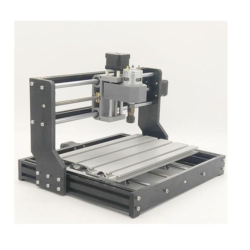 NewCNC 3018 Pro GRBL contrôle Diy mini cnc machine, 3 Axe pcb fraiseuse, bois Routeur de gravure laser, avec contrôleur hors ligne