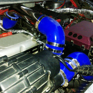 """Image 5 - Free Shipping Black / Blue 2.0"""" 51mm / 2.5 63mm / 3 76mm 90 Degree 45 Degree Elbow Silicone Hose Pipe Turbo Intake"""