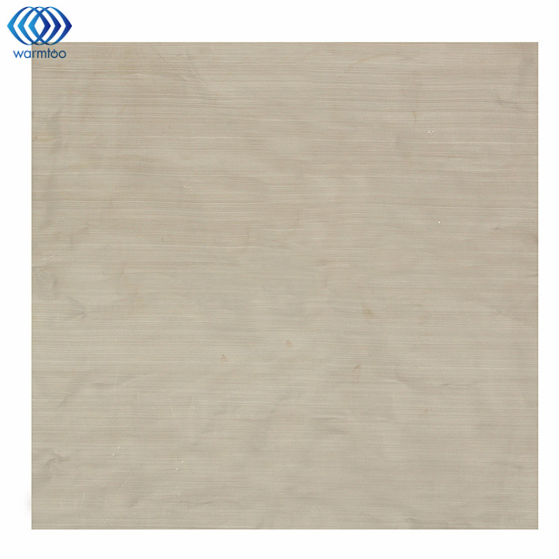 12x12 400 Mesh 304 Stainless Steel Woven Wire Mesh Filtration Filtering Industrial Paint Oil Water Durable 100 mesh filtration woven wire stainless steel cloth screen water filter sheet 11 8 for filtering oil honey mayitr home tools