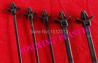 25 teile/beutel Push kabelbinder 4.8x200self-locking nylon66 94V-2 kabelbinder