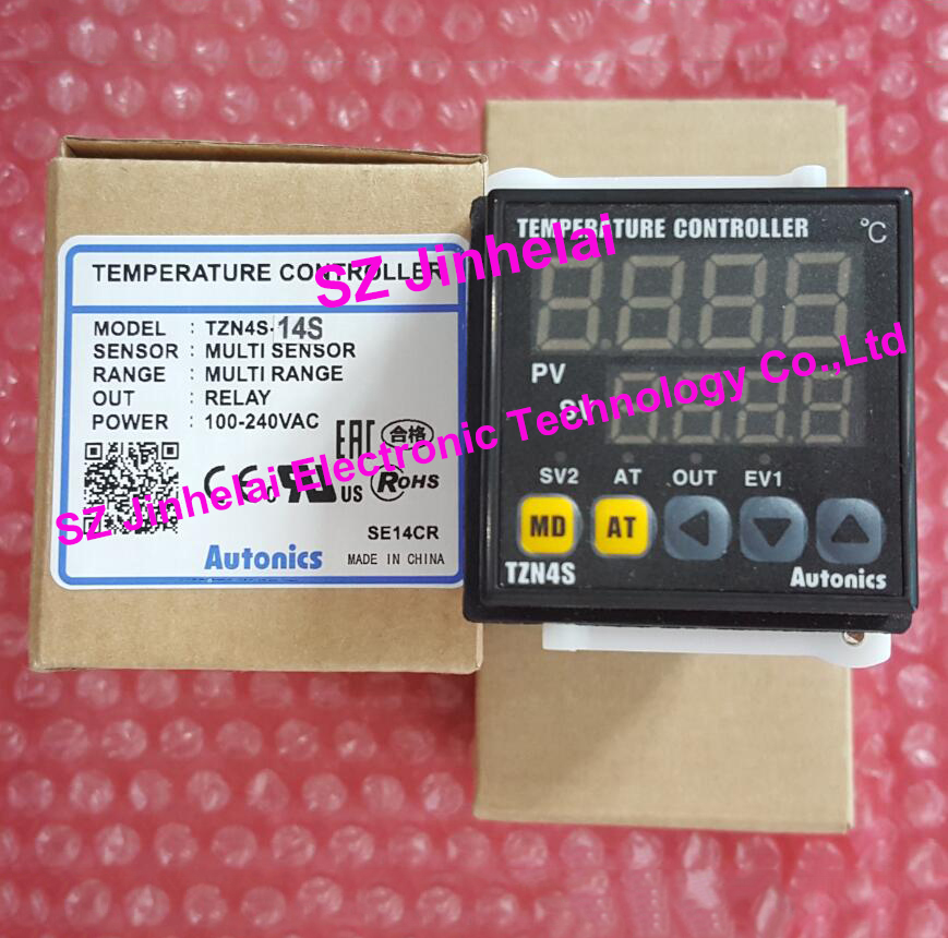 TZN4S-14S New and original AUTONICS Temperature controller 100-240VAC цены
