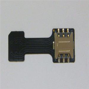 Image 3 - 2 Nano Micro Mini SIM Slot Adapter voor Meizu Huawei Xiaomi Redmi Hybride Dubbele Dual Sim kaart + Micro SD TF Card Adapter Extender