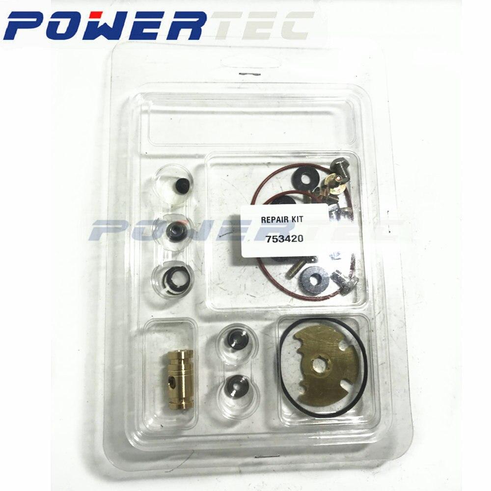 GT1544V 753420-5005 S 新ターボ修復 bmw ミニクーパー D R55 R56 110 HP W16- 750030 740821 タービン再構築部品 0375J6