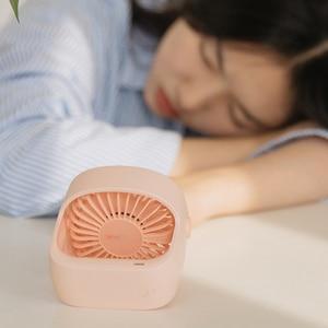 Image 3 - 3 חיים מיני נייד קטן שולחן USB 5 להבי Cooler קירור מאוורר USB מיני אוהדי פעולה סופר אילם שקט