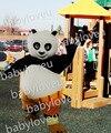 High quality adult Kungfu Panda Mascot Costume Kung Fu Panda Mascot Costume Kungfu Panda Fancy Dress