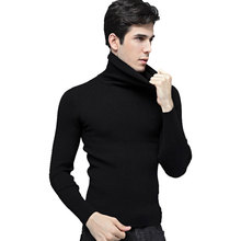 DisappeaRanceLove Brand 2017 Winter Brand men Casual sweater mens Cashmere Wool Pullover christmas sweater men Knitted Sweate