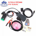 For Citroen For Peugeot Serial 921815C With NEC Relays Lexia 3 PP2000 Lexia3 V48 PP2000 V25 Lexia 3 Diagbox 7.82 update V7.83