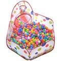Bola del océano 100 unids/lote Soft Océano Bola de la Onda piscina de Bolas de Plástico para Niños Respetuosos Del Medio Ambiente de Alta Calidad con Certificación CE